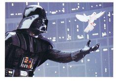 Peace Vader