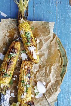Grillattu maissi saa uutta makua Intiasta. Helppo resepti onnistuu varmasti!