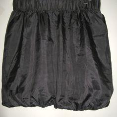 Kenneth Cole New York Silk Bubble Skirt