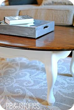 PBJstories: Stripping wood furniture: My how to & a lesson learned Refurbished Furniture, Furniture Makeover, Painted Furniture, Diy Furniture, Stripping Wood Furniture, Furniture Refinishing, Coffee Table Redo, Apartment Furniture, How To Distress Wood