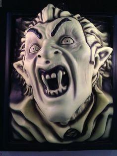 vampire 3d glow in the dark illusions hanging robert marino halloween collectabl