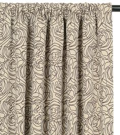 TRACERY CURTAIN PANEL