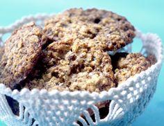 Suklaa Kaura+Riisi keksit Krispie Treats, Rice Krispies, Dream Recipe, Cereal, Muffin, Baking, Breakfast, Desserts, Recipes