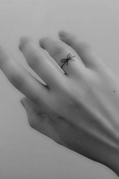 Un lacito a modo de anillo