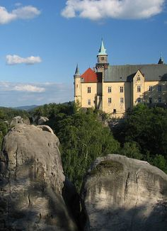 Prague, Historical Monuments, Beautiful Castles, Fortification, Beautiful Places In The World, Holiday Destinations, Palaces, Homeland, Czech Republic