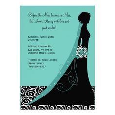 This DealsBridal Shower Invitations in Teal and Blackyou will get best price offer lowest prices or diccount coupone