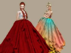 New mesh for all lods Found in TSR Category 'Sims 4 Female Everyday' Sims 4 Cas, Sims Cc, Sims 4 Dresses, Formal Dresses, Play Sims, Sims Community, Sims 4 Clothing, Sims Mods, The Sims4
