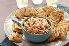Shrimp Bruschetta Topping recipe