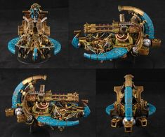 #miniatures #40k #warhammer #necrons