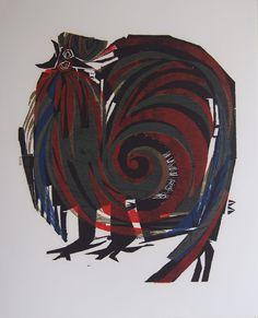 Detlef Willand - Original Woodcut – Art & Vintage Store Ltd Woodcut Art, Exhibition Poster, Wood Engraving, Affordable Art, Abstract Print, Vintage Art, Printmaking, Wall Art Prints, The Originals