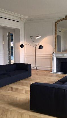 Home Decor Bohemian .Home Decor Bohemian Living Room Modern, Living Room Decor, Living Spaces, Apartment Interior, Apartment Living, Interior Architecture, Interior And Exterior, Corner House, Interior Decorating