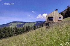 Minimalist wooden house - Arquitectura de Casas: Información sobre casas construidas de madera.