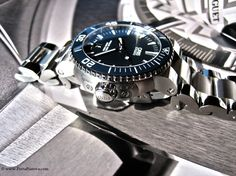 The Oris Aquis Date. Definitely at the top of my list...
