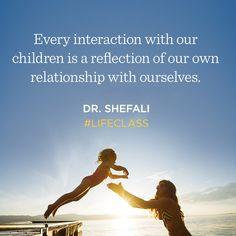 Dr. Shefali on Parenting