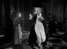 Scrooge (1951) Alastair Sim, Jack Warner and Kathleen Harrison ...