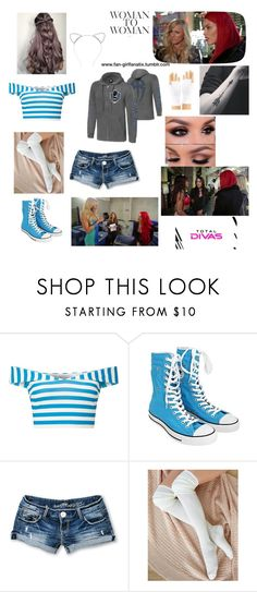 """""""WWE Total Diva ~ Backstage Moments 3"""" by fan-girlfanatix ❤ liked on Polyvore featuring Miss Selfridge, Converse, Almost Famous, Wet Seal, Episode and Lipsy"""