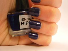 Notes and Nails: My Take On: Jenna Hipp Fashionably Late