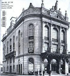 teatro, arq.  Carlos Nordmann