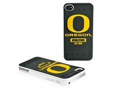Oregon Ducks IPhone 4 Case Hard Logo