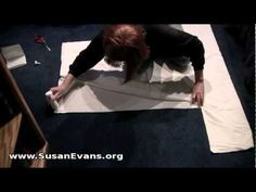 Bible Costume in Five Minutes - YouTube