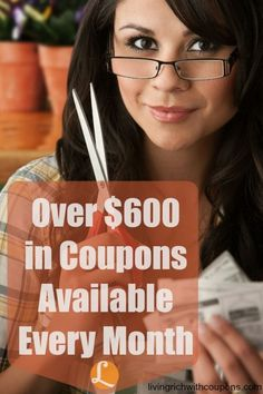 Save money on your groceries with over 600 in Printable Coupons available every month Hundreds of grocery coupons available to help you save