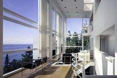 The Douglas House Added to National Register of Historic Places | Residential Architect | Historic Preservation, Richard Meier