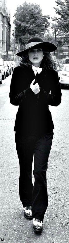 Keira Knightley for ELLE <3 na