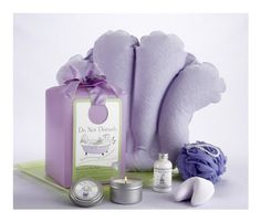 Lavender Beauty and Her Bath Spa Kit « Holiday Adds