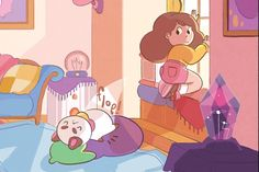ComicAlly: Journey Into Mysterious Comics #1: Bee and Puppycat #1 Review (Natasha Allegri, Garrett Jackson)