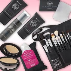 The BH Studio Pro product line is a must-have for every makeup lover. www.bhcosmetics.com