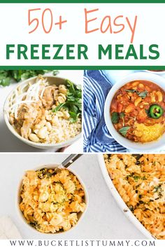 These freezer meals for new moms will make the transition to motherhood that much easier. Make ahead freezer meals are easy and will be ready for you when you need them! #freezermeals #postpartummeals #postpartummealprep #mealsfornewmoms
