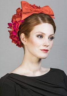 hats.quenalbertini: Royal Milliner Rachel Trevor-Morgan SS 2016 Collection (R1666)