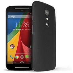 Motorola - Téléphone intelligent MOTO G (XT1064), 2e génération, 8 Go, déverrouillé... Commentaire: Remplit ses promesses.  Négatifs: l'appareil photo, même s'il a plus de définition que le moto g première gen. n'est pas à la hauteur.