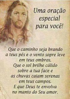 Oração Trying To Be Happy, Jesus Prayer, Catholic Religion, Just Believe, Keep The Faith, Jesus Loves Me, Before Us, Quotes About God, Namaste