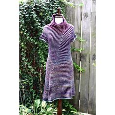 Ravelry: Project Gallery for Askews Me Dress pattern by Stephen West