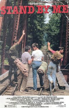Stand by Me - The movie                                                                                                                                                     More