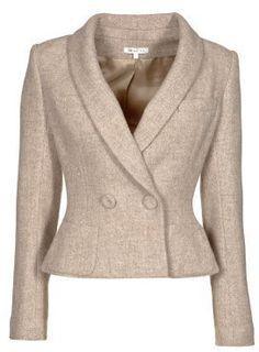 ShopStyle: Paule Ka Jacket beige