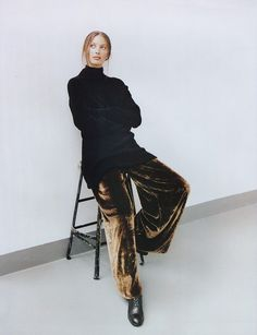 """Artistry!"" Harper's Bazaar September 1993"