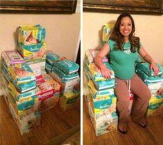 Diaper throne