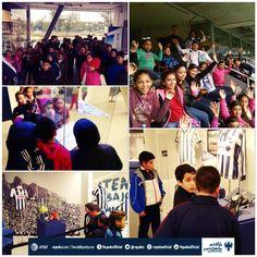 Club de Futbol Monterrey Publicado por Marcelle BerryChelle Villarreal Te gusta esta página · 8 de diciembre de 2016 ·    ¡Niños de la Escuela Primaria Revolución del Municipio de Guadalupe en la #ExperienciaRayadaCocaCola! #SomosRayados por Nuestros Niños #ESR