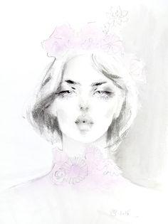 Marta Skowronek Fashion Illustration