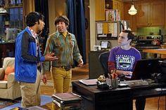 Howard Wolowitz - The Big Bang Theory (2007)
