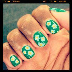#Sephora #Nailspotting #flowerpower