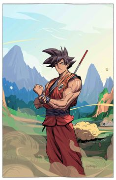 Goku Day - Dan Mora