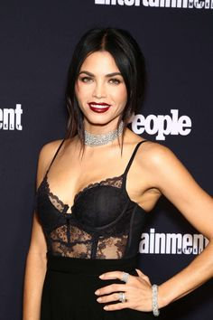Jenna Dewan Tatum at the Entertainment Weekly and People Magazine Upfront Party, New York (2017)
