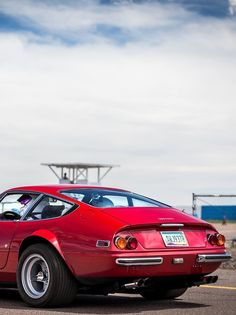 #Ferrari Daytona #italiandesign