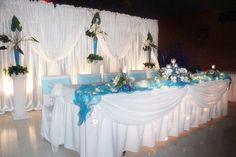 décoration de mariage (salle)