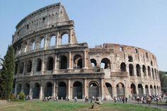 The Coliseum in Rome. #Europe #SailandSave