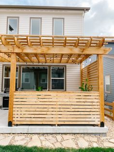 Diy Pergola, Outdoor Pergola, Cedar Pergola, Backyard Patio Designs, Backyard Projects, Backyard Landscaping, Patio Ideas, Back Patio, Outdoor Living