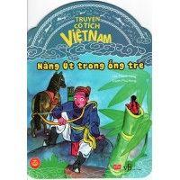 Truyện Cổ Tích Việt Nam - Nàng Út Trong Ống Tre | Tiki.vn Fairy Tales For Kids, Projects To Try, Baseball Cards